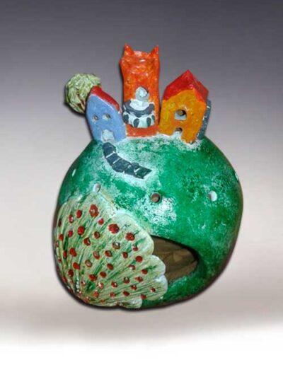 Corso Ceramica base lampada